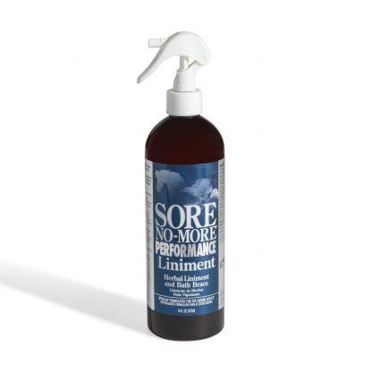 Sore No-More Performance Liniment - 16oz w/ Sprayer