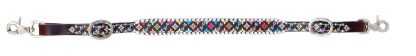 Rafter T Wither Strap w/ Multi-Color Design