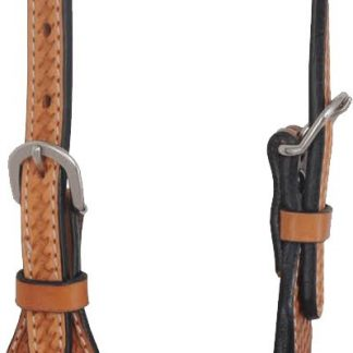 Rafter T One-Ear Headstall w/ Multi-Color