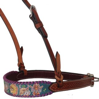Rafter T Noseband w/ Tribal