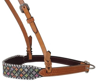 Rafter T Noseband w/ Multi-Color Design