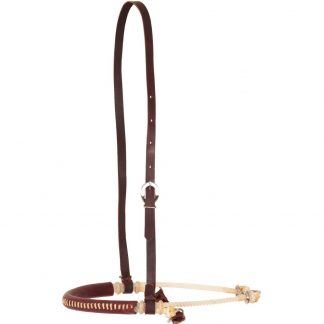 Oxbow Double Rope Noseband with Caveson