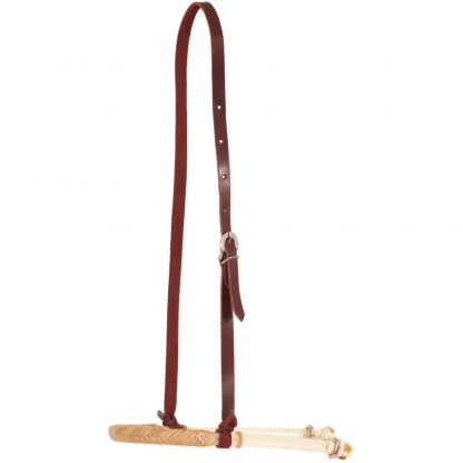 Oxbow Double Rope Rawhide Braided Noseband