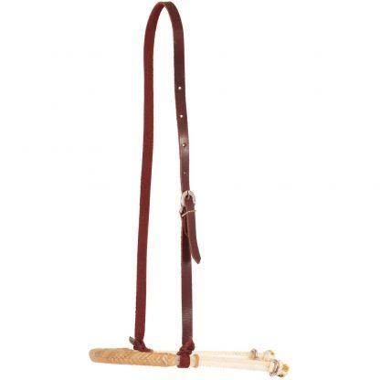 Oxbow Double Rope Rawhide Braided Noseband