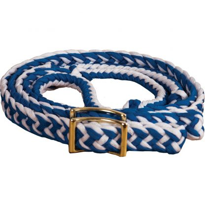 Oxbow Nylon Braided Barrel Rein