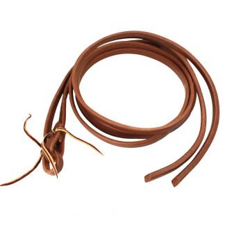 "Oxbow 5/8"" Harness Leather Split Reins"