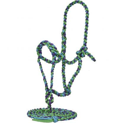 Oxbow Flat Nose Braided Halter