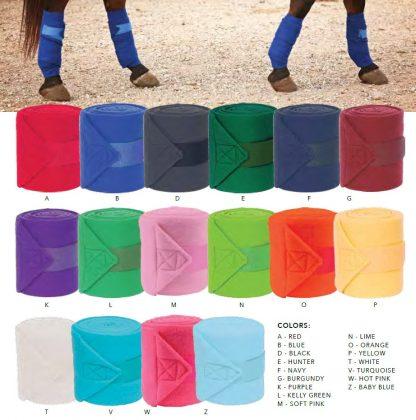 Oxbow Polo Wraps