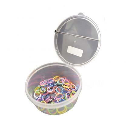 Oxbow Solid Rainbow Rubber Bands
