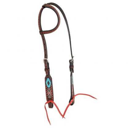 Oxbow Aztec Slip Ear Headstall