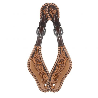 Oxbow Metallic Ladies Spur Strap