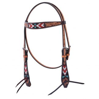 Oxbow Mesa Browband Headstall