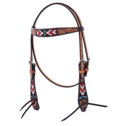 Oxbow Mesa Browband Headstall
