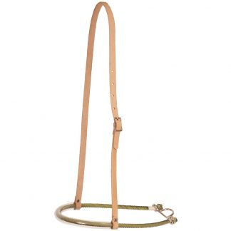 Oxbow Rope Noseband w/ Plastic Cover