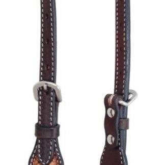 Rafter T One-Ear Headstall w/ Sunflowers