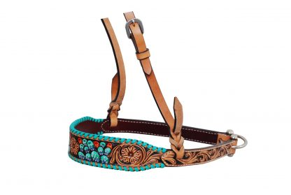 Rafter T Noseband w/ Cactus
