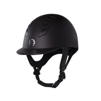 Back On Track Trauma Void EQ3 Smooth Shell Helmet