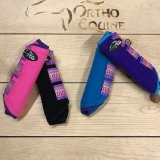 Ortho Equine Aztec Print Boot