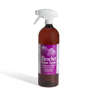 Sore No-More Ricochet Horse Spray - 32oz w/ Sprayer