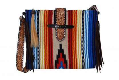 Rafter T Belted Tote - Serape