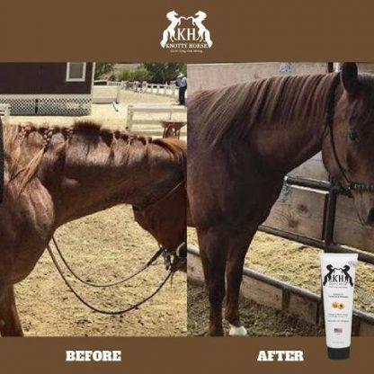 Knotty Horse Oil Treatment & Detangler 12 oz