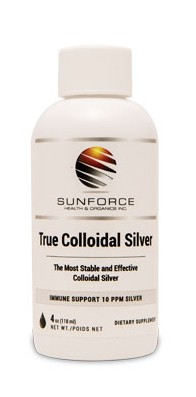 True Colloidal Silver - 16oz