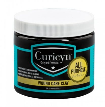 Curicyn Animal Wound Care Clay - 16oz