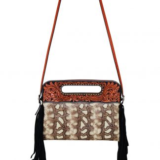 Rafter T Clutch/Cross Body Bag - 200