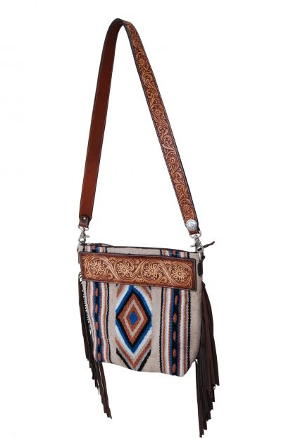 Rafter T Cross Body Hand Bag - Straight Top