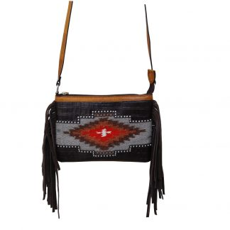 Rafter T Cross Body/Wristlet - 240