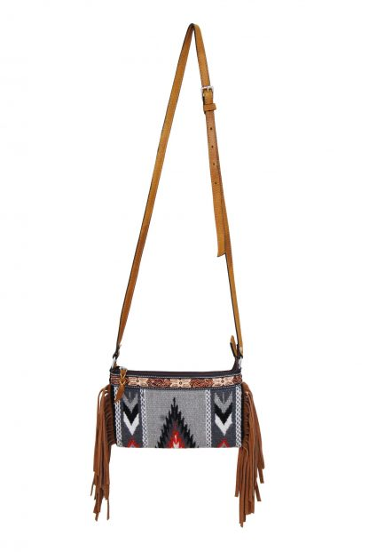 Rafter T Cross Body/Wristlet - 253