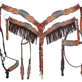 Rafter T Tack Set - Beaded Inlay Collection
